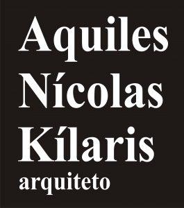 Arquiteto Aquiles Nícolas Kílaris – blog