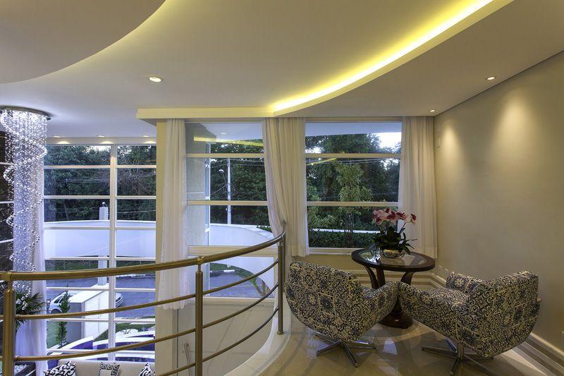 Arquiteto Aquiles Nicolas Kilaris-Casa Beverly Hills mezanino