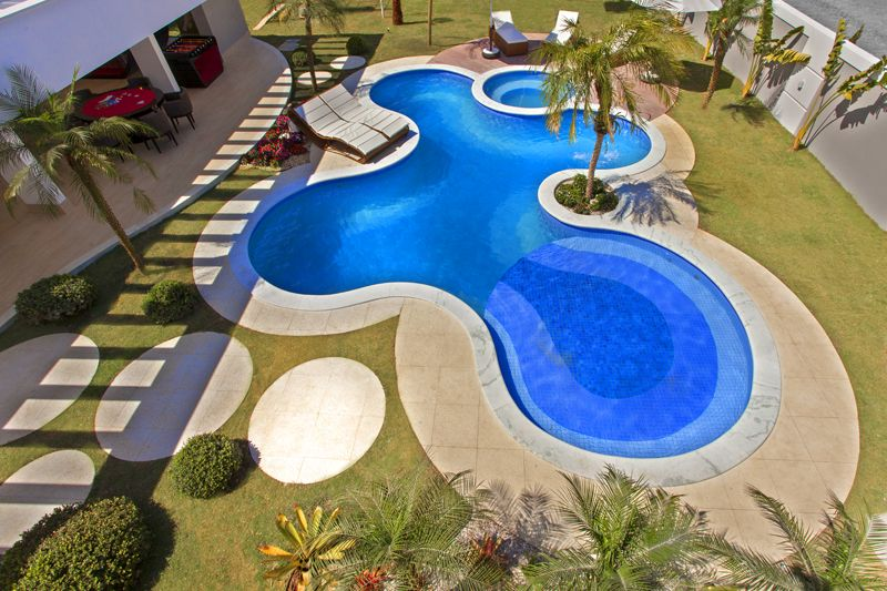 Arquiteto Aquiles Nicolas Kilaris-Casa Privilege_ piscina
