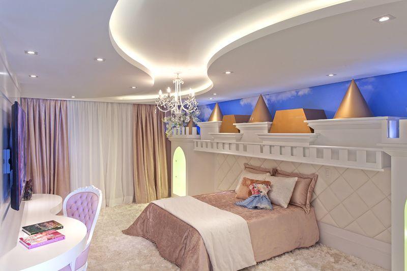 Arquiteto Aquiles Nicolas Kilaris-Casa Privilege_ quarto princesa