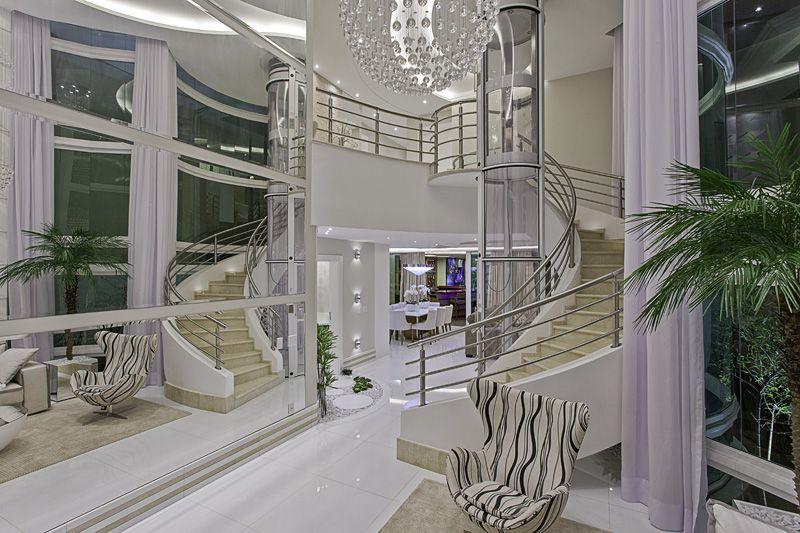 Arquiteto Aquiles Nicolas Kilaris - Casa Villa Lobos_elevador