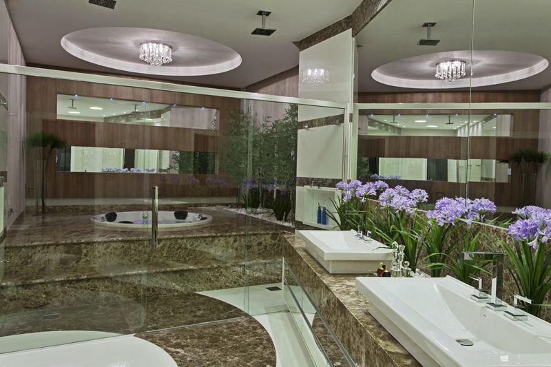 Arquiteto Aquiles Nicolas Kilaris- Cass Flora - Sala de Banho