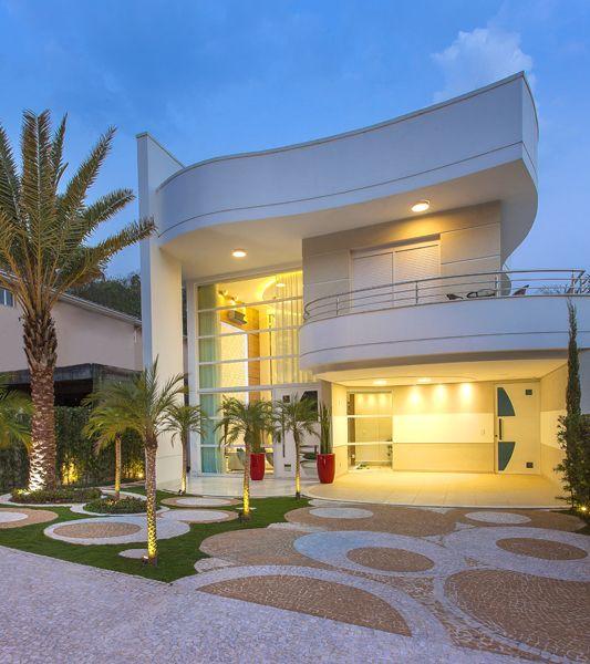 Arquiteto Aquiles Nicolas Kilaris- Casa Vanessa - fachada