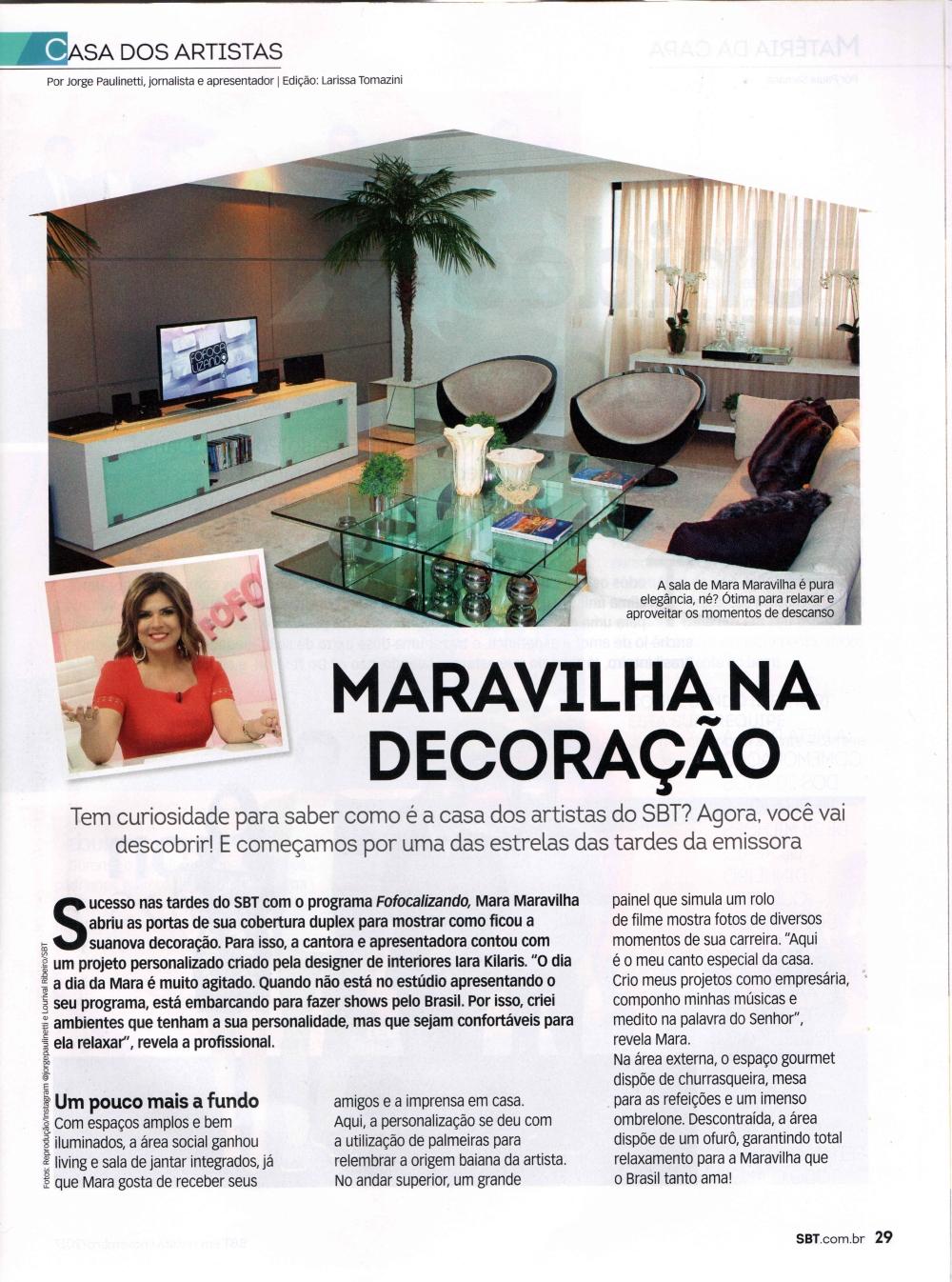 Arquiteto Aquiles Nicolas Kilaris - Revista SBT Casa Maravilha (3)