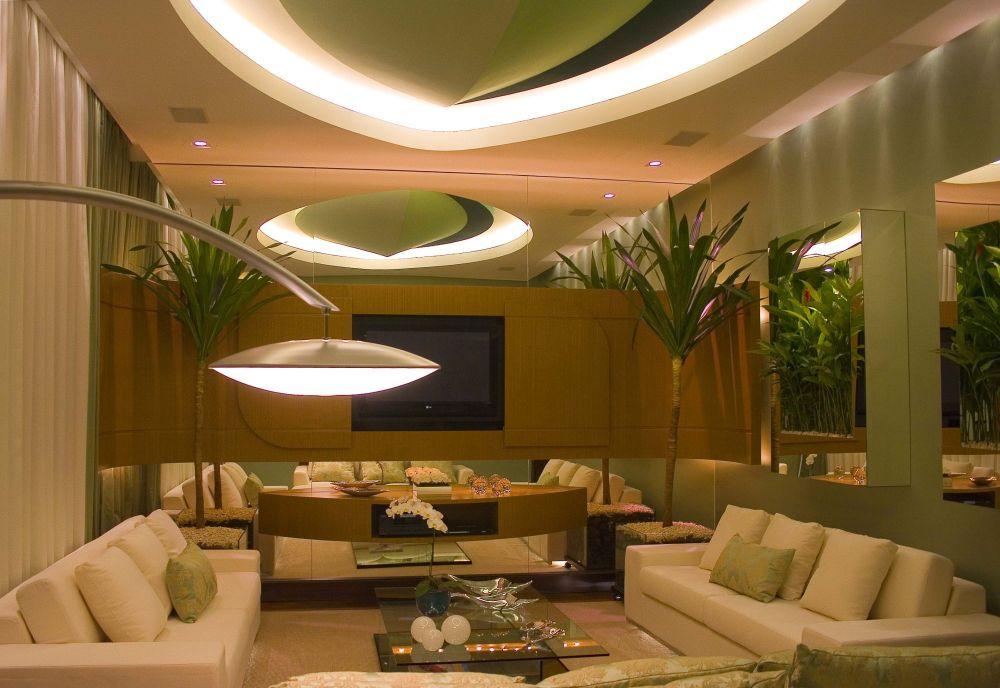 Arquiteto Aquiles Nícolas Kílaris - Campinas decor 2009 - family room -