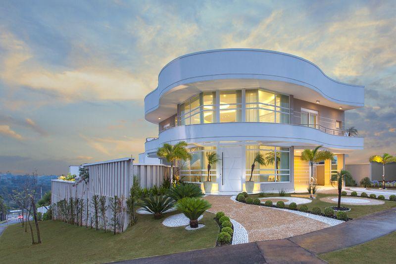 Arquiteto Aquiles Nícolas Kílaris - Casa Alphaville Piracicaba