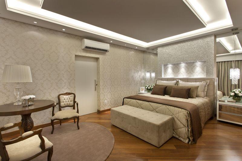 Arquiteto Aquiles Nícolas Kílaris - Casa Buriti - suite master
