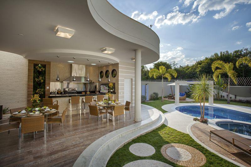 Arquiteto Aquiles Nícolas Kílaris - Casa Casa Trípoli - Lazer