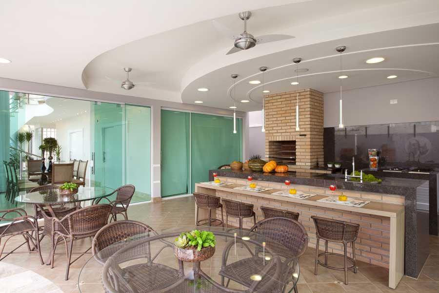 Arquiteto Aquiles Nícolas Kílaris - Casa das Águas Gourmet