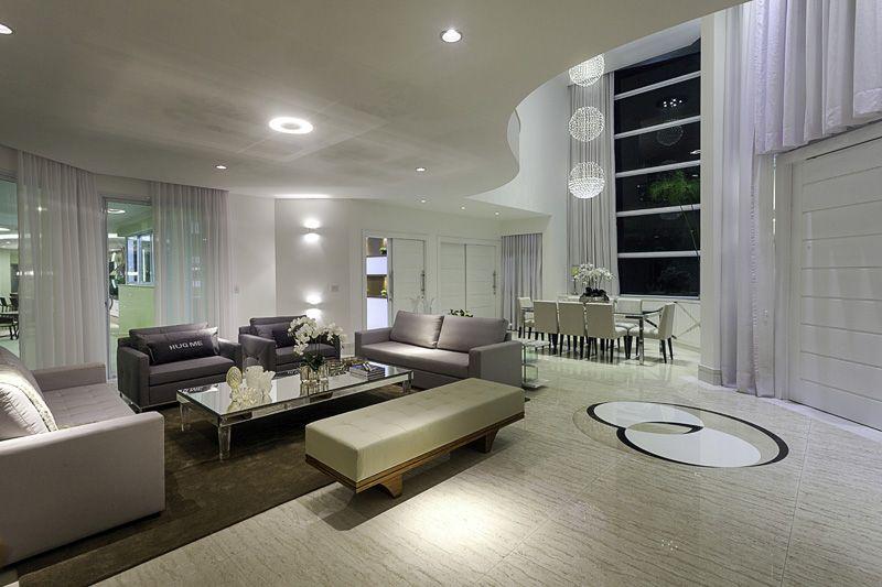Arquiteto Aquiles Nícolas Kílaris - Casa Moinho dos Ventos - Living