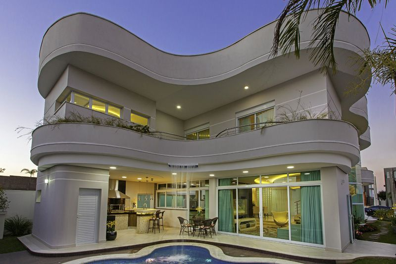 Arquiteto Aquiles Nícolas Kílaris - Casa Damha - Lazer