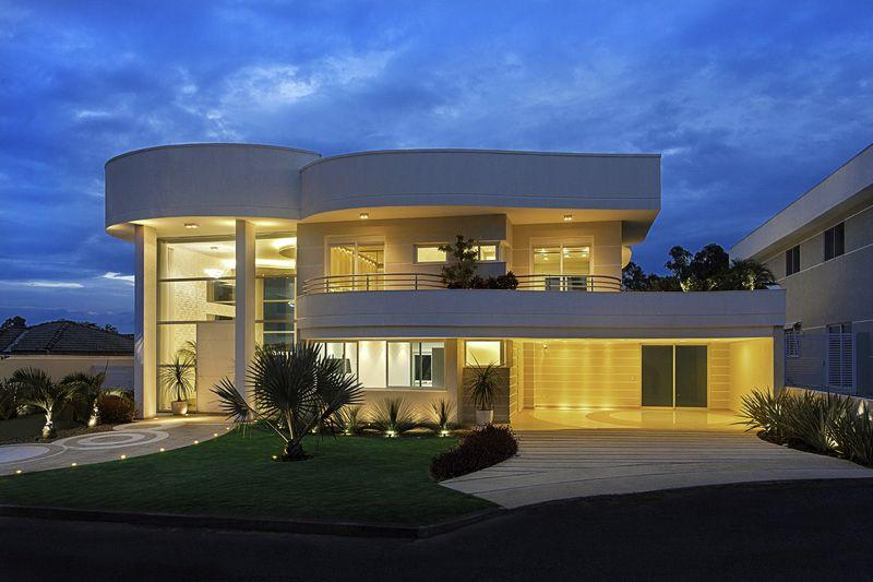 Arquiteto Aquiles Nícolas Kílaris - Casa Europa - fachada