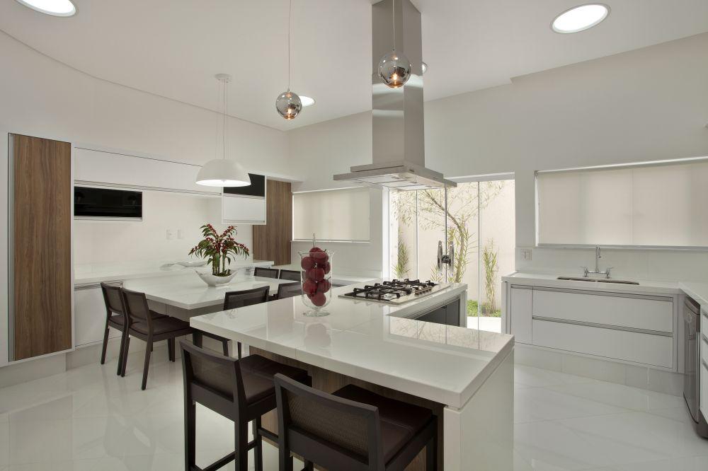 Arquiteto Aquiles Nícolas Kílaris - Casa Tamboré = cozinha
