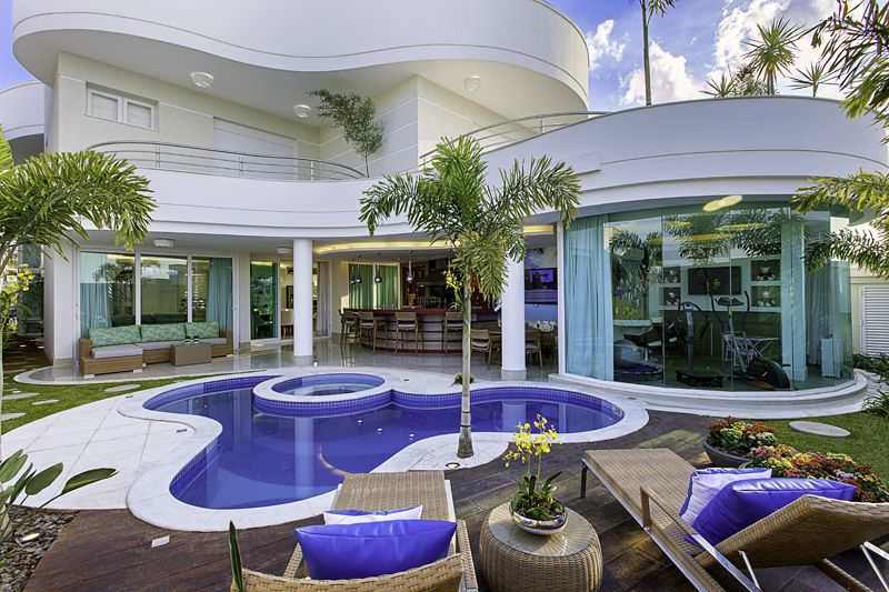 Arquiteto Aquiles Nícolas Kílaris - Casa Villa Lobos - Area de lazer