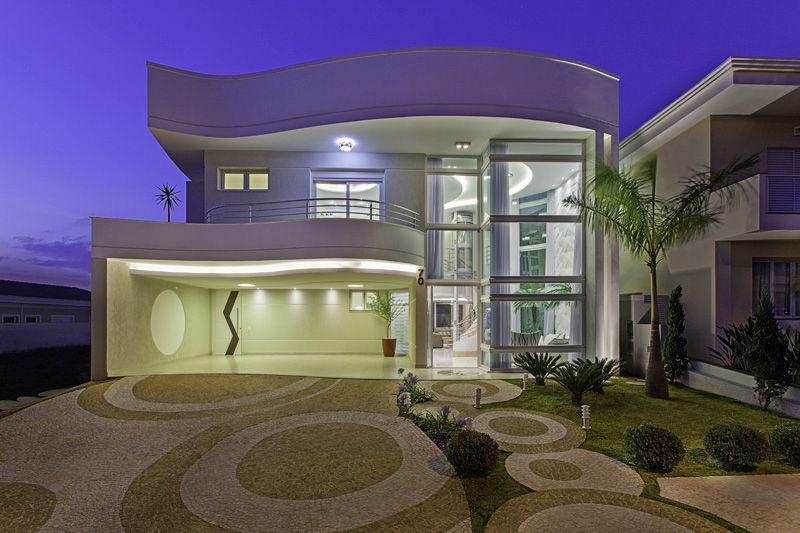Arquiteto Aquiles Nícolas Kílaris - Casa Villa Lobos - fachada