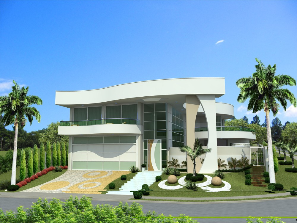 Arquiteto Aquiles Nícolas Kílaris - Casa Bella Vitta