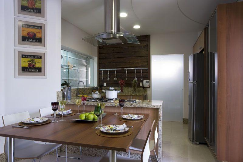 Arquiteto Aquiles Nícolas Kílaris - Casa Campo na Cidade - cozinha
