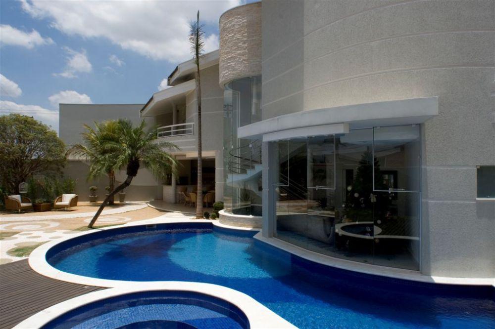 Arquiteto Aquiles Nícolas Kílaris - Casa Campo na Cidade
