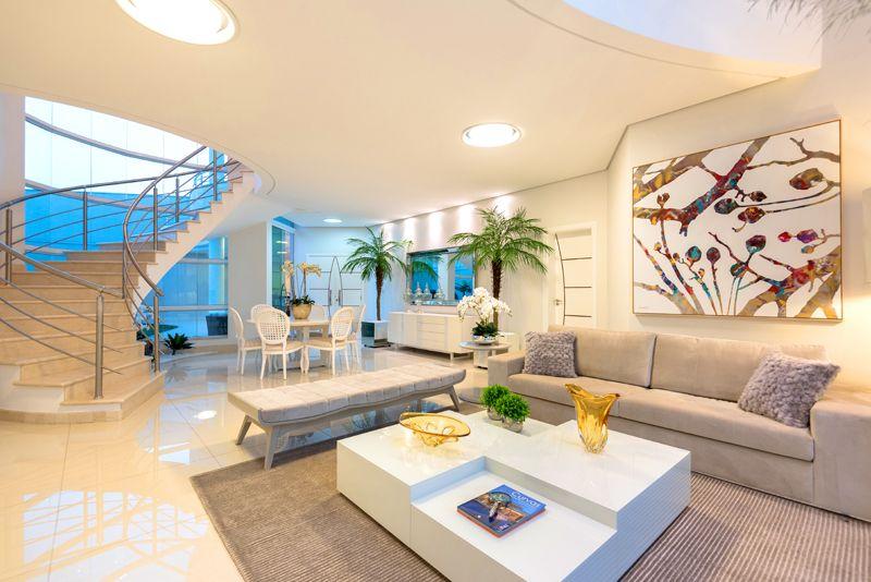 Arquiteto Aquiles Nícolas Kílaris - Casa Novo Mundo - living