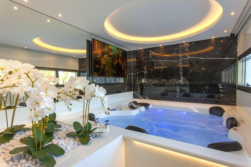 Arquiteto Aquiles Nícolas Kílaris - Casa Privilege- banho master