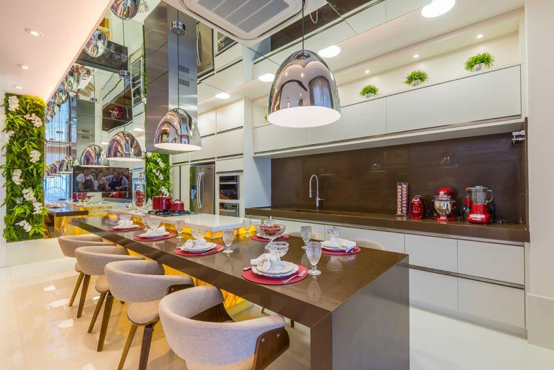 Arquiteto Aquiles Nícolas Kílaris - Apartamento Paris - cozinha