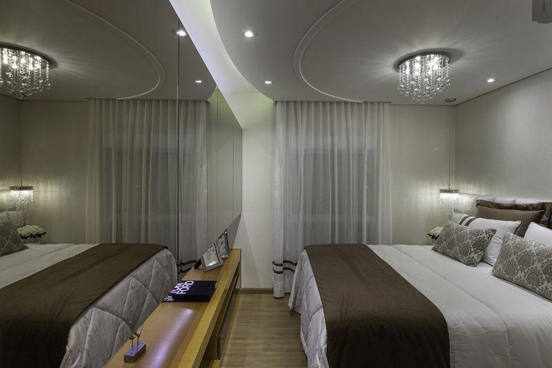 Designer de Interiores Iara Kílaris - AP Garnet - quarto