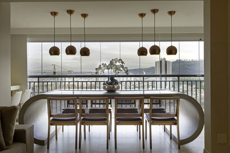 Apartamento Jundiai - Iara Kílaris - gourmet