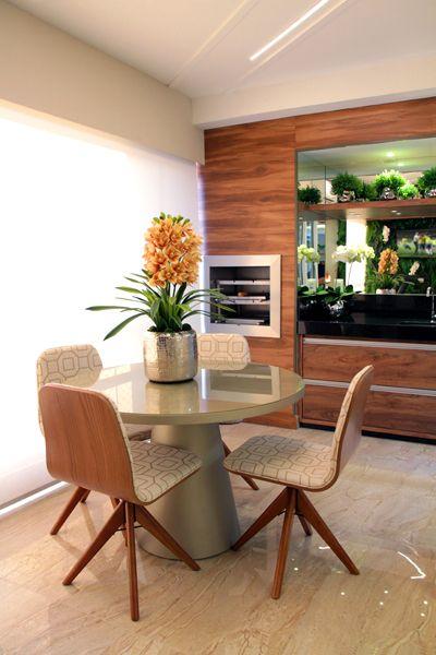 Arquiteto Aquiles Nícolas Kílaris - Apartamento Avenida Brasil - gourmet