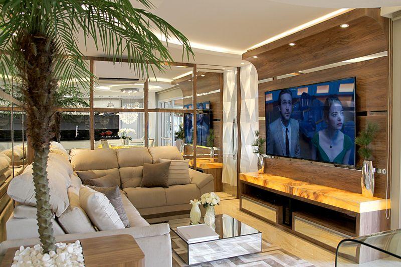 Arquiteto Aquiles Nícolas Kílaris - Apartamento Avenida Brasil - living