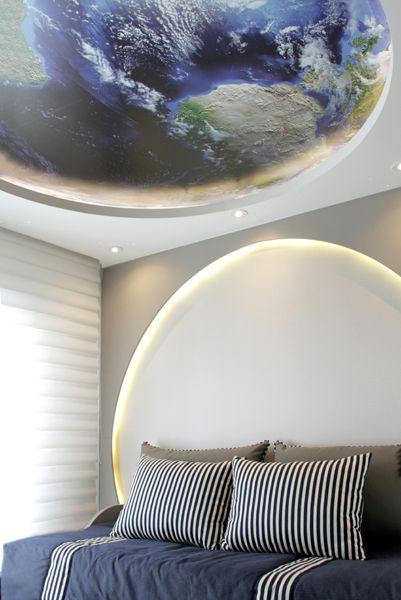 Arquiteto Aquiles Nícolas Kílaris - Apartamento Avenida Brasil - quarto menino