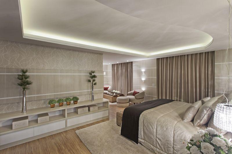 Arquiteto Aquiles Nícolas Kílaris - Casa Limeira - Suite casal