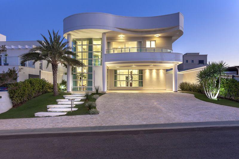 Arquiteto Aquiles Nícolas Kílaris - Casa Mont Blanc - Fachada