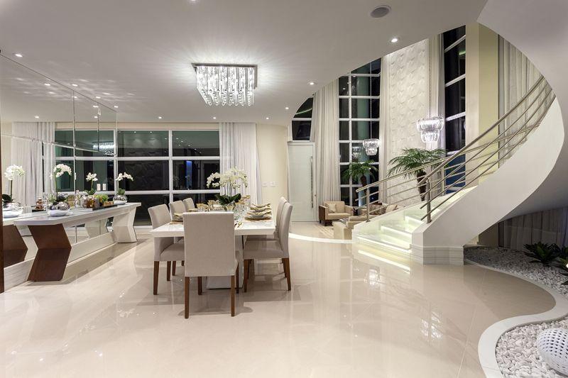 Arquiteto Aquiles Nícolas Kílaris - Casa Mont Blanc - Living
