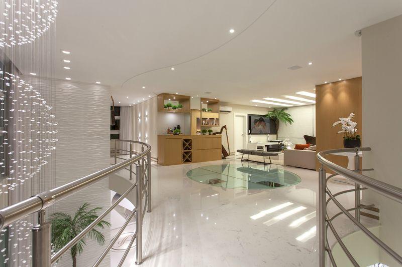 Arquiteto Aquiles Nícolas Kílaris - Casa Paraíso - Mezanino