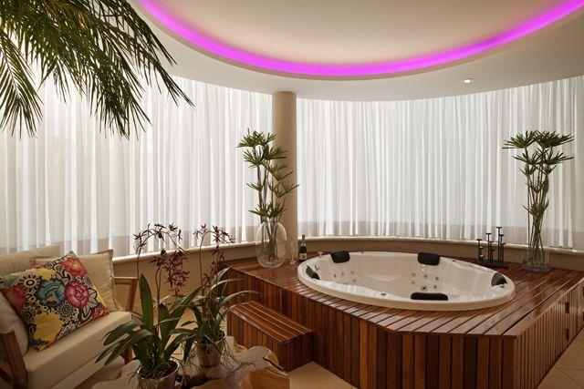 Arquiteto Aquiles Nícolas Kílaris - Casa Parque - banho