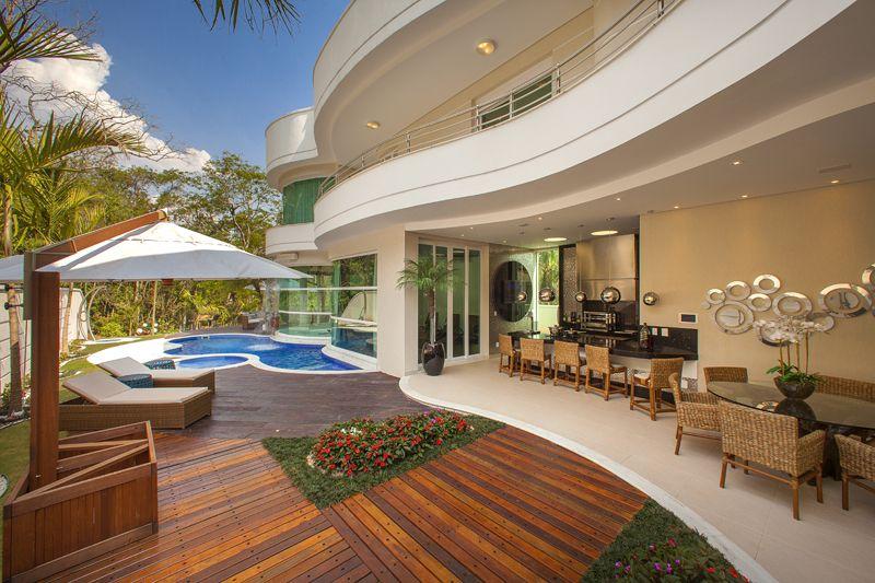 Arquiteto Aquiles Nícolas Kílaris - Casa Vanessa - lazer