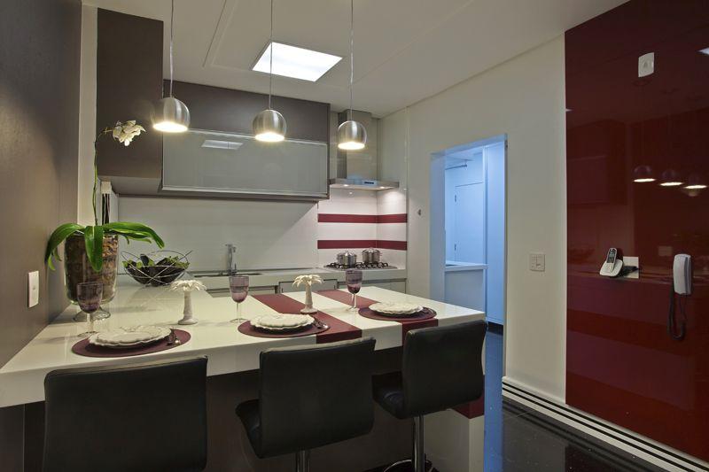 Arquiteto Aquiles Nícolas Kílaris - Apartamento Marrocos - Cozinha