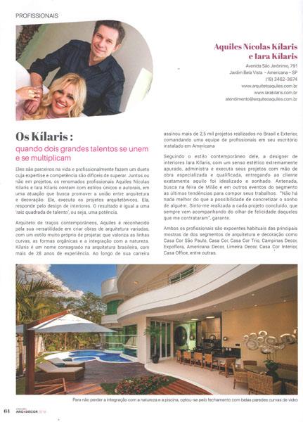 Arquiteto Aquiles Arq Decor Revista (2)
