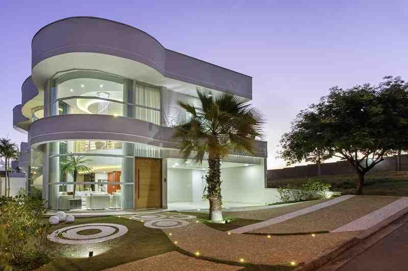 Arquiteto Aquiles Nícolas Kílaris - Casa Dahma - fachada
