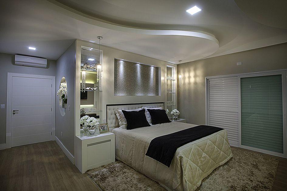 Arquiteto Aquiles Nícolas Kílaris - Casa Malibu - suite master