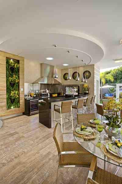 Arquiteto Aquiles Nícolas Kílaris - Casa Trípoli - gourmet