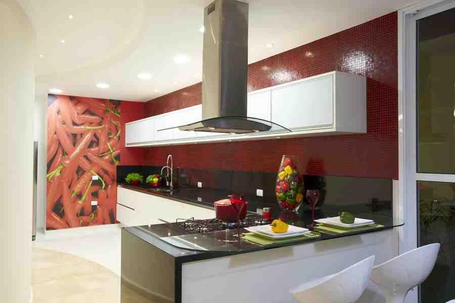 Arquiteto Aquiles Nícolas Kílaris - Casa da Serra - cozinha