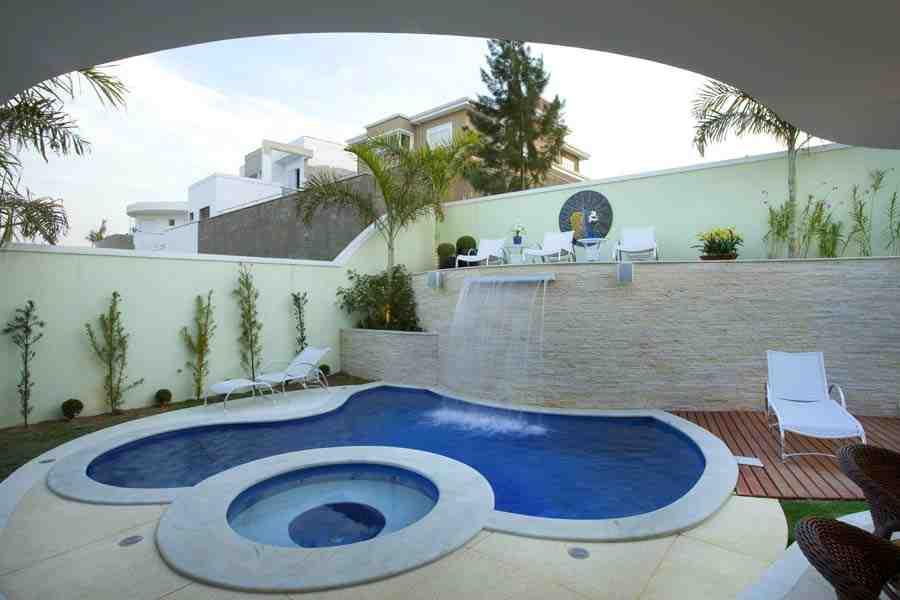 Arquiteto Aquiles Nícolas Kílaris - Casa Mercury - Piscina