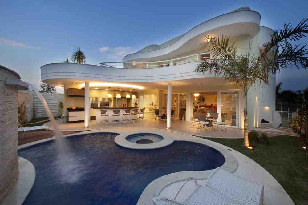 Casa Mercury Arquiteto Aquiles Nícolas Kílaris - piscina