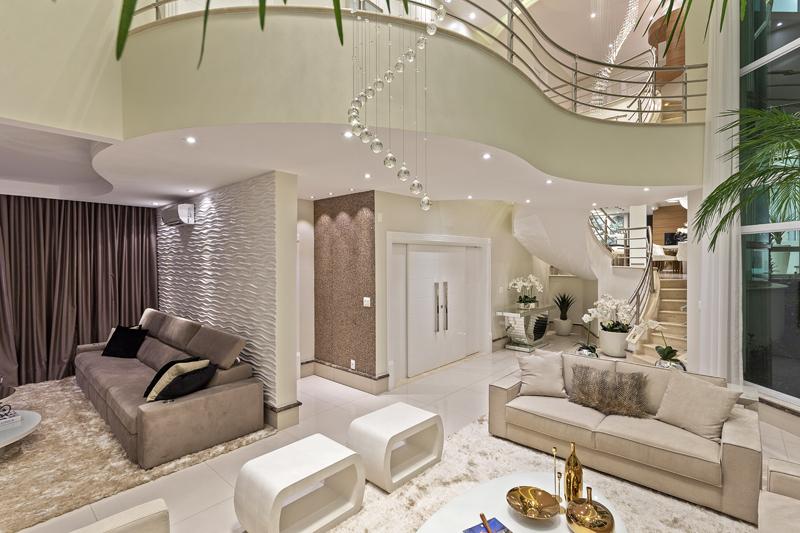 arquiteto aquiles nícolas kílaris - casa antúrio - living