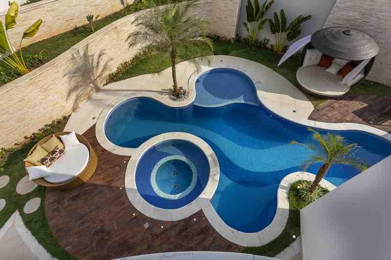 arquiteto aquiles nícolas kílaris - casa anturio - piscina organica