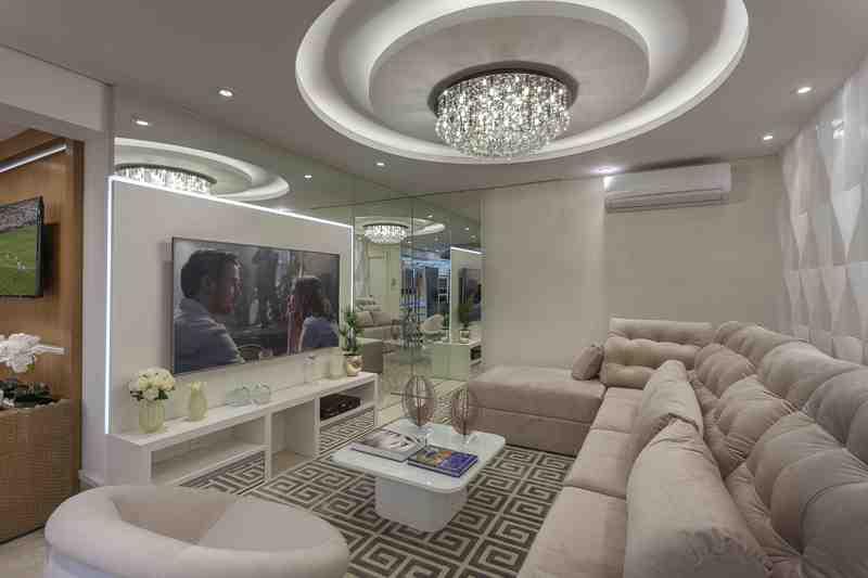 Arquiteto Aquiles Nícolas Kílaris - Apartamento Chanel - living