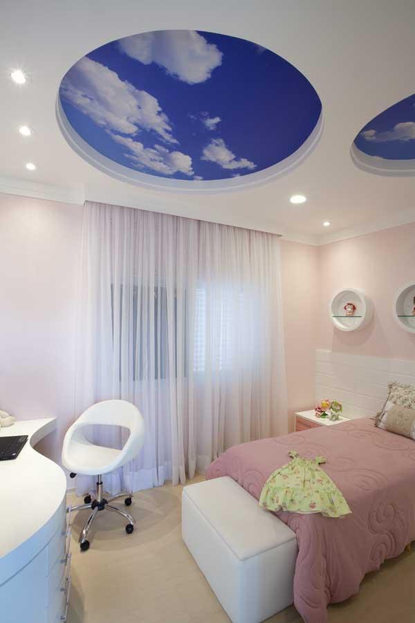 Arquiteto Aquiles Nícolas Kílaris - Casa das Águas - suite menina