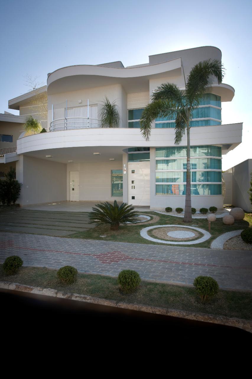 Arquiteto Aquiles Nícolas Kílaris - Casa Integração - fachada