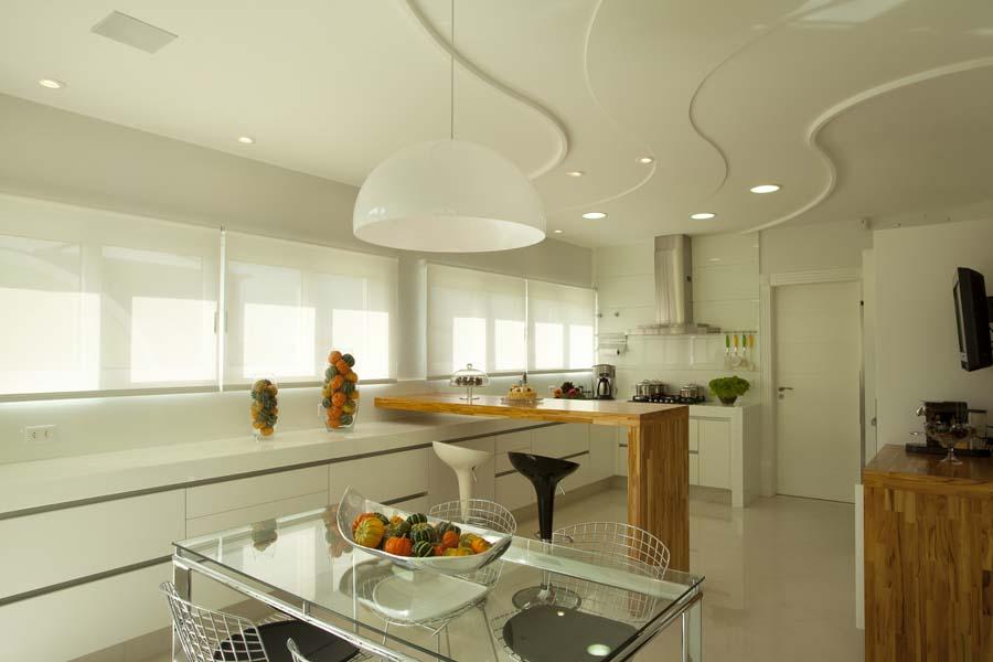 Arquiteto Aquiles Nícolas Kílaris - Casa Mercury - cozinha